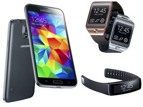 Cơ hội sở hữu miễn phí Samsung Galaxy S5 và Samsung Gear Fit